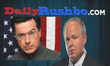 Rush Limbaugh SLAMS Stephen Colbert as Late Show Replacement: This is War!