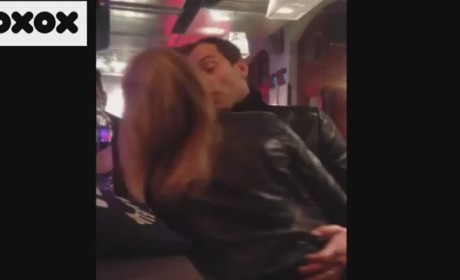 Jude Law Drunk Video: Actor Mauls Model, Has No Shame
