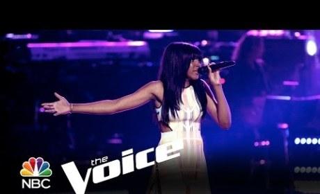 Deja Hall - Battlefield (The Voice)