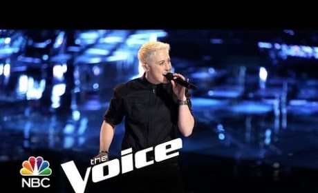 Kristen Merlin - Two Black Cadillacs (The Voice)