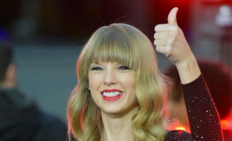 Taylor Swift Boyfriend Criteria