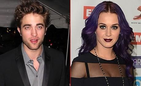 Katy Perry-Robert Pattinson Dating Rumors