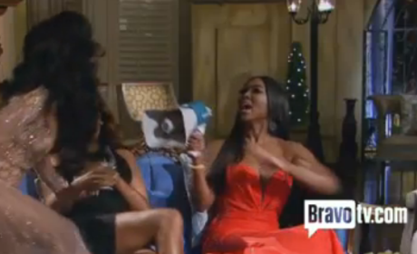 The Real Housewives of Atlanta Reunion FIGHT Sneak Peek: You a Slut From the '90s!