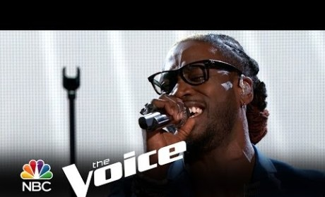 Delvin Choice: Unchained Melody (The Voice Top 12)