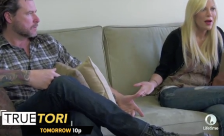 """Dean McDermott: Tori Spelling Sex """"Not Fantastic"""""""