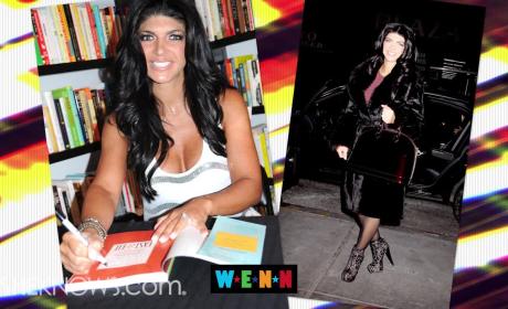 Teresa Giudice Book Sales TANK