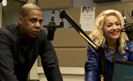 Rita Ora SLAMS Jay-Z Affair Rumor, Rips Radio Host for Even Asking
