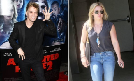 Aaron Carter: I'll Never Give Up on Hilary Duff!