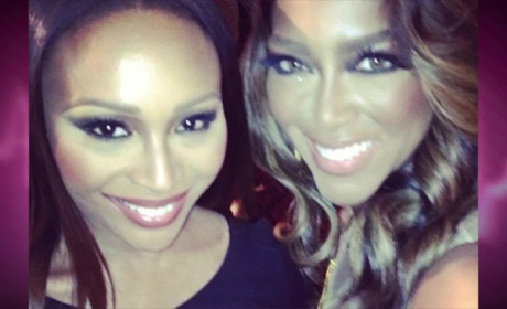 Cynthia Bailey on The Real Housewives of Atlanta Brawl: I Don't Condone Violence, Period