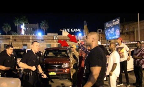 T.I., The Game Involved in Police Standoff After Insane Fight [VIDEO]