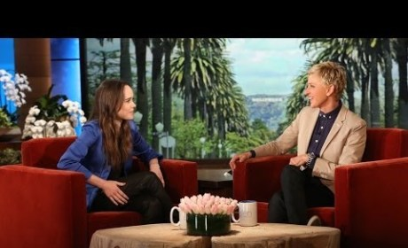 Ellen Page on Coming Out as Gay: It's Been Extraordinary