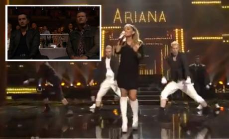 Ariana Grande iHeartRadio Music Awards Performance