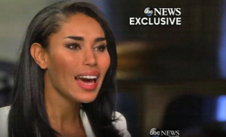 V. Stiviano Defends Donald Sterling: He's Not a Racist!