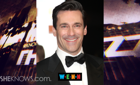 Jon Hamm and Elisabeth Moss: Dating?