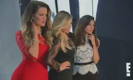 Keeping Up with the Kardashians Return Preview