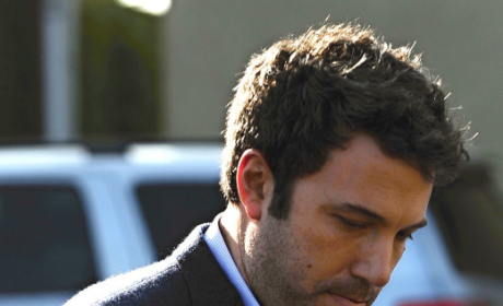 Ben Affleck: Banned from Blackjack Table in Vegas!
