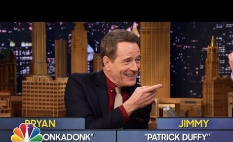 Bryan Cranston Word Sneak Fail: What is a Badonkadonk?!?