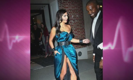 Kim Kardashian Wardrobe Malfunction: Caught on Camera!