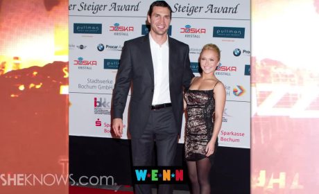 Hayden Panettiere-Wladimir Klitschko Wedding: Delayed By Ukraine Political Unrest