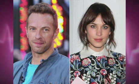 Chris Martin and Alexa Chung Dating Now?