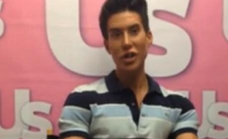 "Human Ken Rips Human Barbie Again, Likens Valeria Lukyanova to ""Dead Mannequin"""