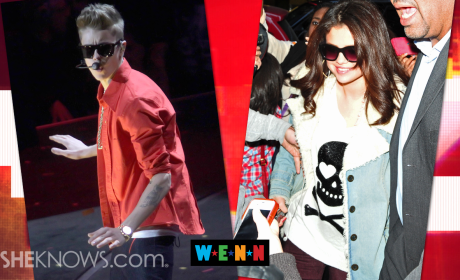 Selena Gomez Tries to Quit Justin Bieber