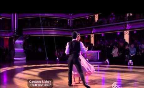 Candace Cameron Bure & Mark Ballas - Viennese Waltz