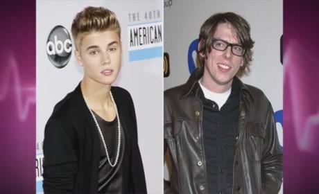 Patrick Carney vs. Justin Bieber