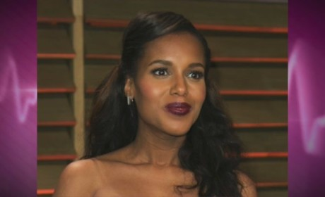 Kerry Washington Baby Wishes