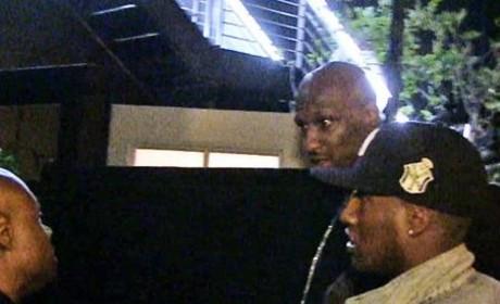 Lamar Odom: Rejected by Nightclub!