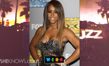 Kelly Rowland Marries Tim Witherspoon!