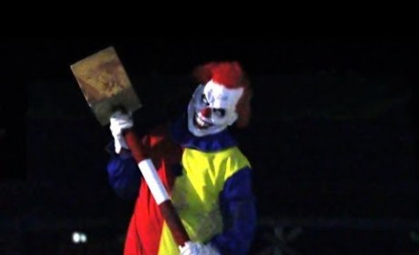 Killer Clown Prank: The Scariest Thing in the History of Ever?