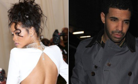 "Rihanna and Drake Break Up Again; Rapper ""Too in Love"" with Her!"