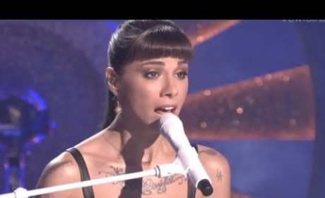 Christina Perri - Dancing with the Stars Season 18 Finale Performance
