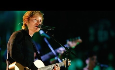 Ed Sheeran - Sing (The Voice)