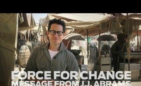 JJ Abrams: Win a Role in Star Wars!