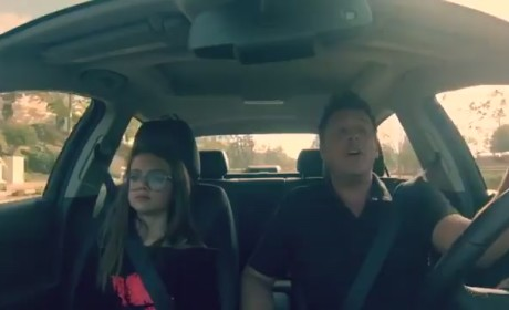 "Dad, Daughter Lip Dub ""Fancy"" By Iggy Azalea: Watch Now!"