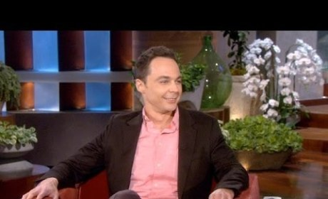 Jim Parsons Talks The Normal Heart