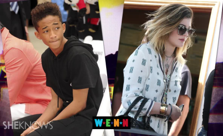Kylie Jenner and Jaden Smith Hooked Up at Kimye Wedding?