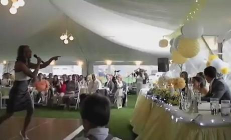 Ice Ice Baby Wedding Speech