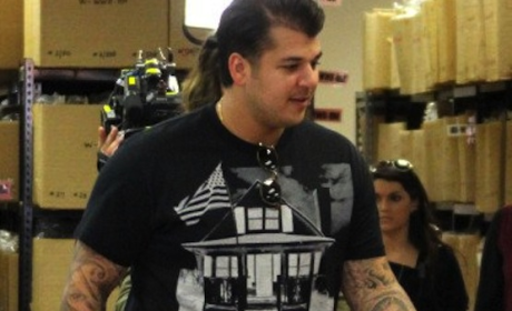 Rob Kardashian: Locked, Loaded, Ready to Lose Weight