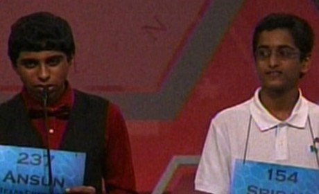 National Spelling Bee Tie, Co-Champions Declared
