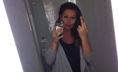 JWoww BLASTS TMZ over Lil Kim Joke Article