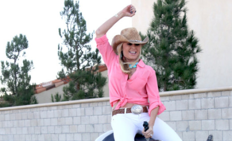 Tamra Barney: PISSED at Heather Dubrow Over Mechanical Bull Incident!