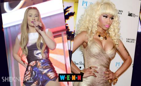 Iggy Azalea BLASTS Nicki Minaj Fans: You Have Done NOTHING With Your Lives!