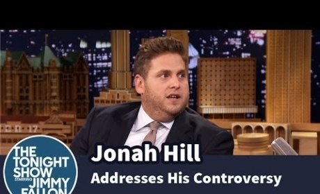 Jonah Hill Apologizes Again For Gay Slur on Tonight Show, Makes Emotional Plea