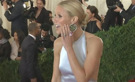 Gwyneth Paltrow: Water Has Feelings!