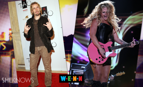 Miranda Lambert Fought Chad Kroeger in a Bar?!