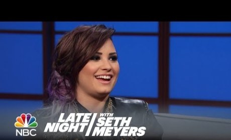 Demi Lovato: Mermaids Are Real!