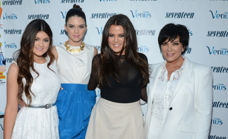 Kris Jenner on Kendall Jenner Topless Pics: What a Body!